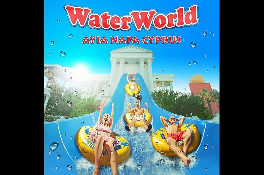 Waterworld Themed Waterpark