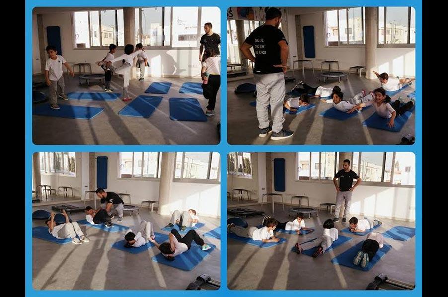 Oxygen Fitness Studio & Kids Sport Club