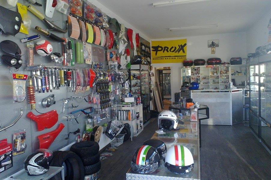 Zartilas Racing Parts
