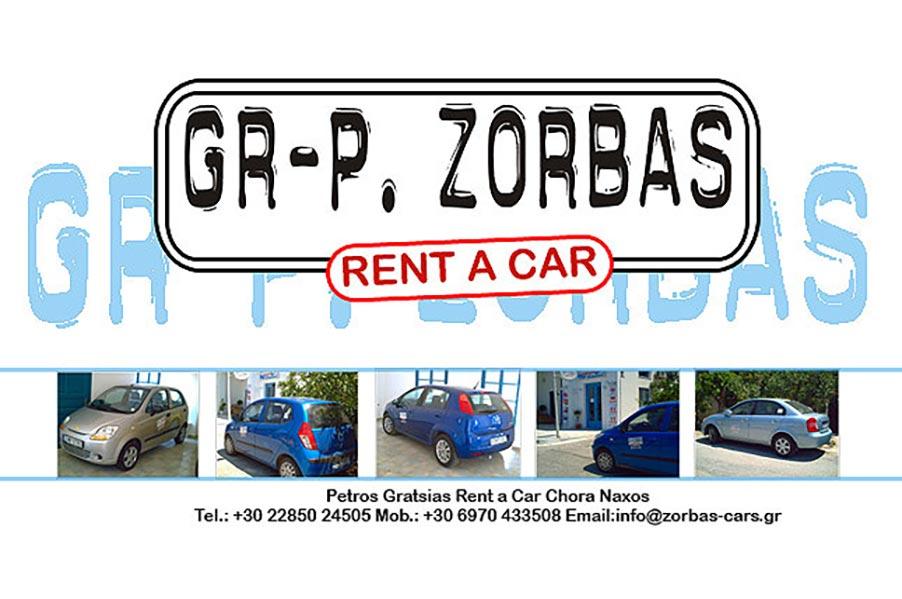 Zorbas Car Hire