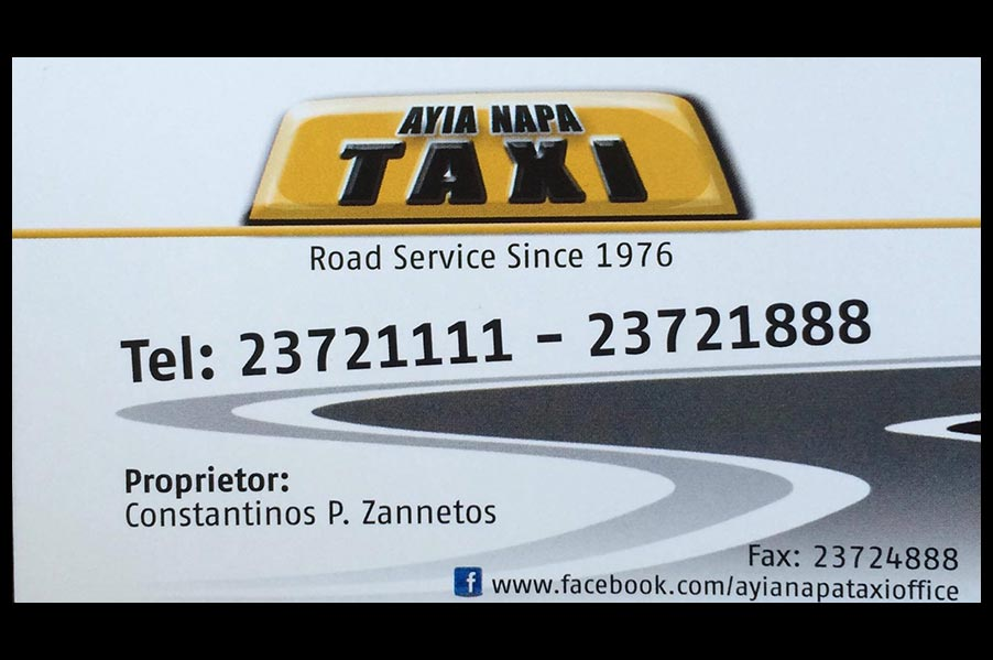 Agia Napa Taxi
