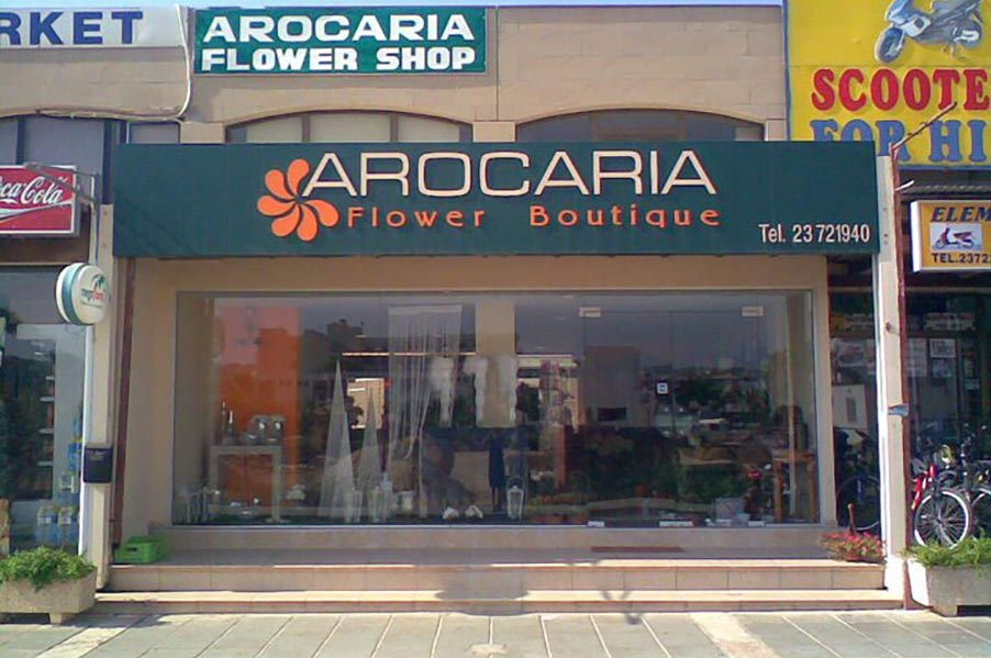Arocaria Flower Shop