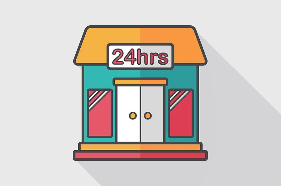 Convenience Store 24/7