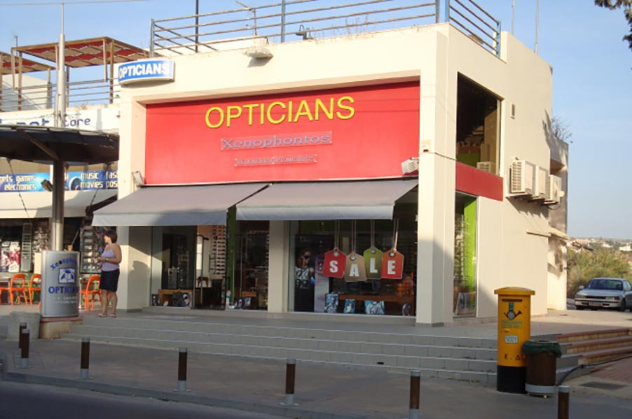 Xenophontos Opticians