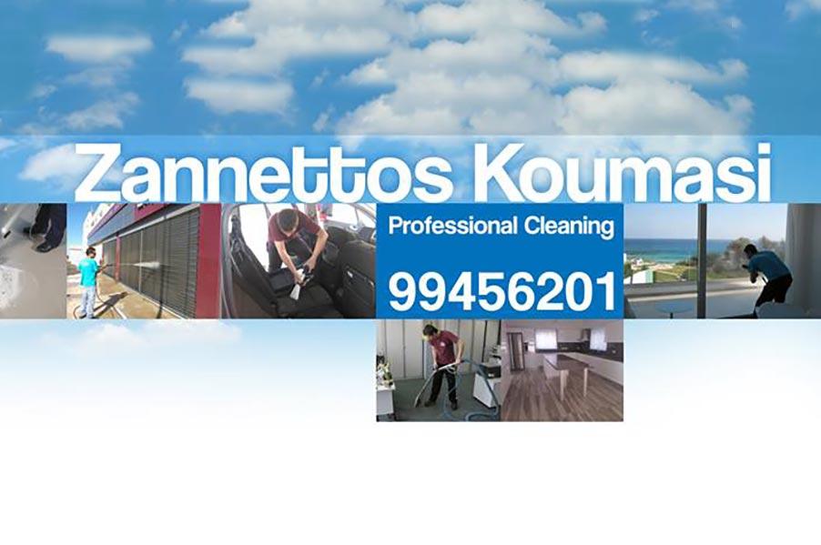 Zannettos Koumasi Professional Cleaning