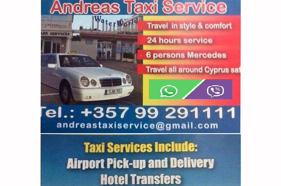 Andreas Taxi Service