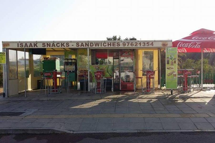 Isaak Snacks