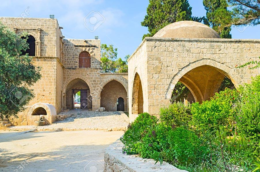 Ayia Napa Medieval Monastery