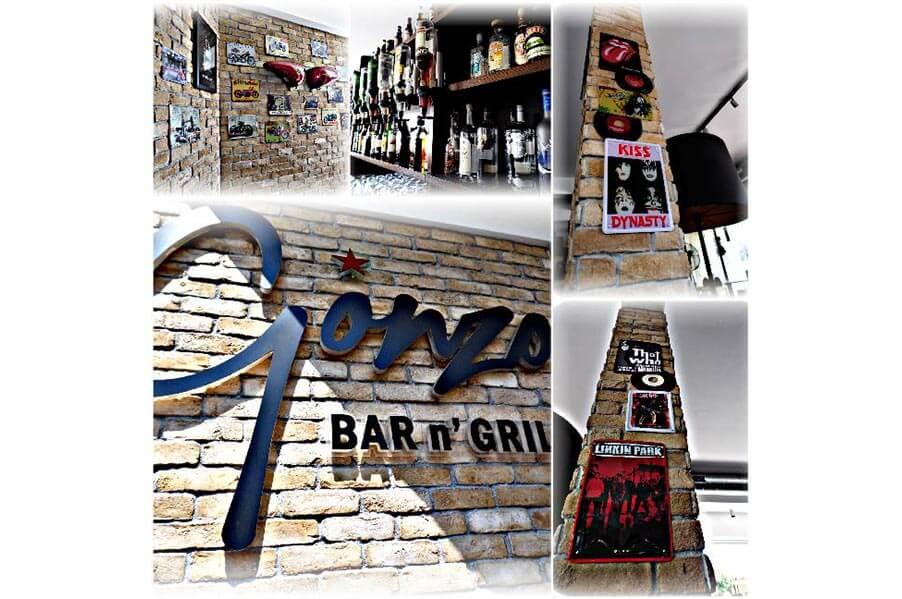 Gonzo Bar n Grill