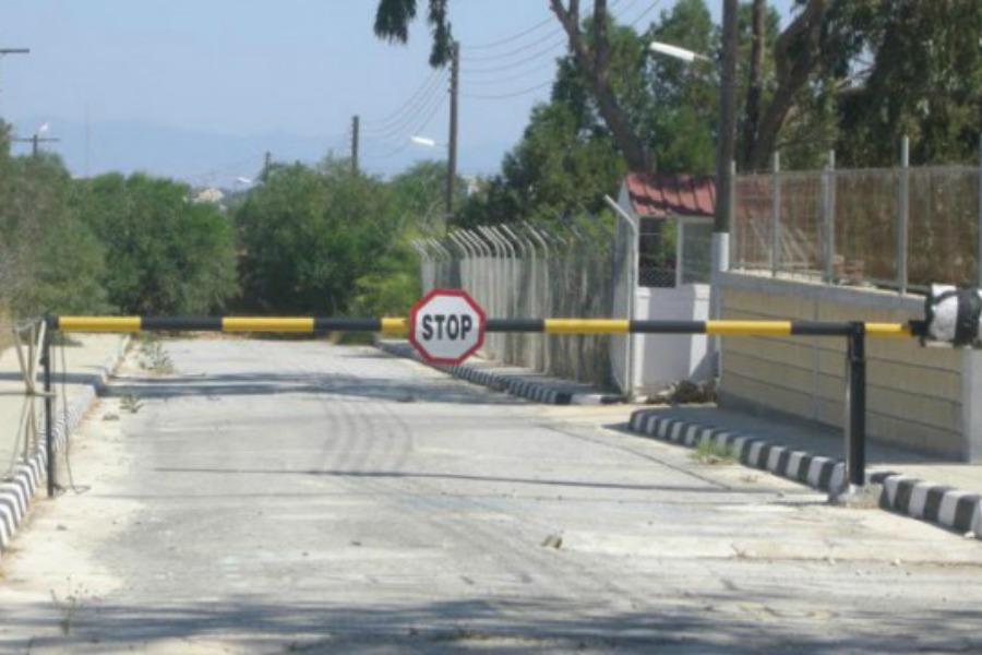 Barricade of Deryneia