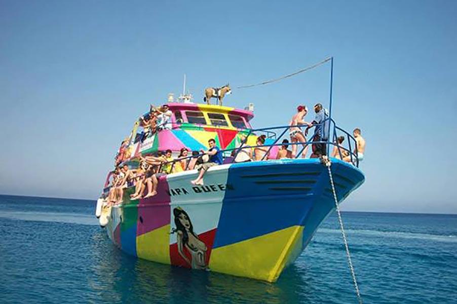 Fantasy Boat