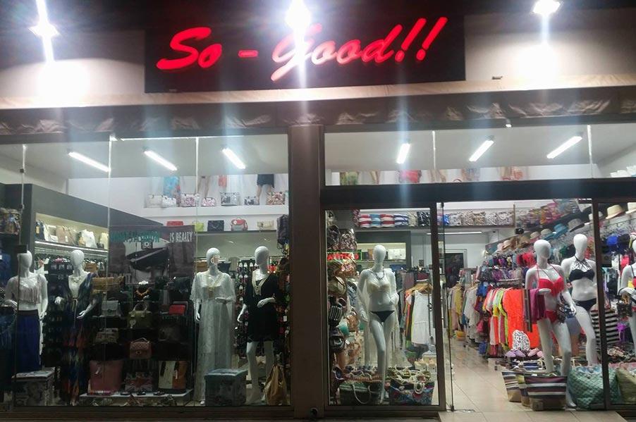 So Good Store