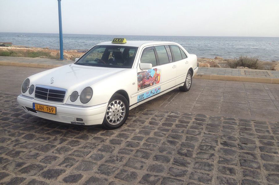 10% OFF @ Andreas Taxi Service