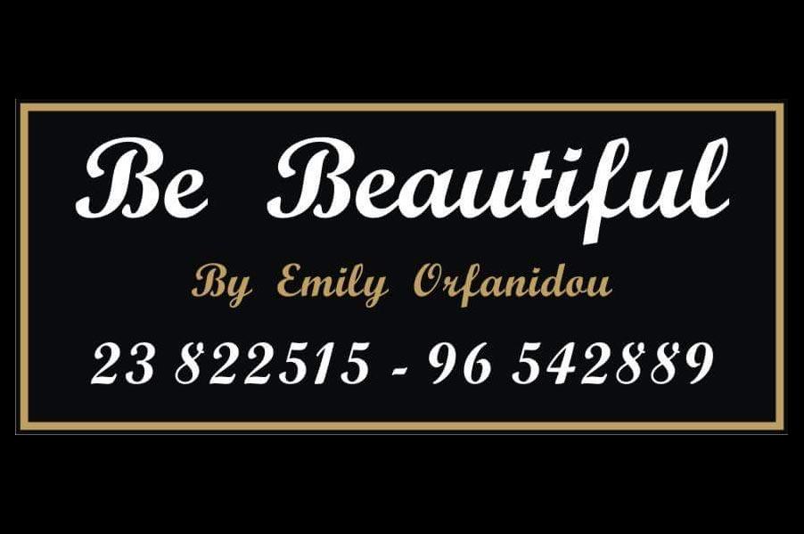 Be Beautiful By Emily Orfanidou
