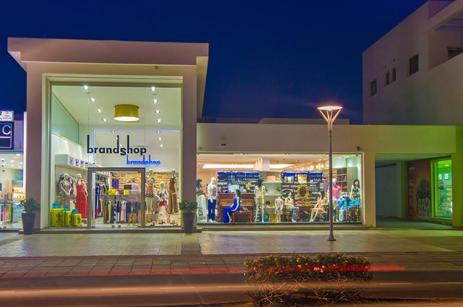 BrandShop Nissi Avenue