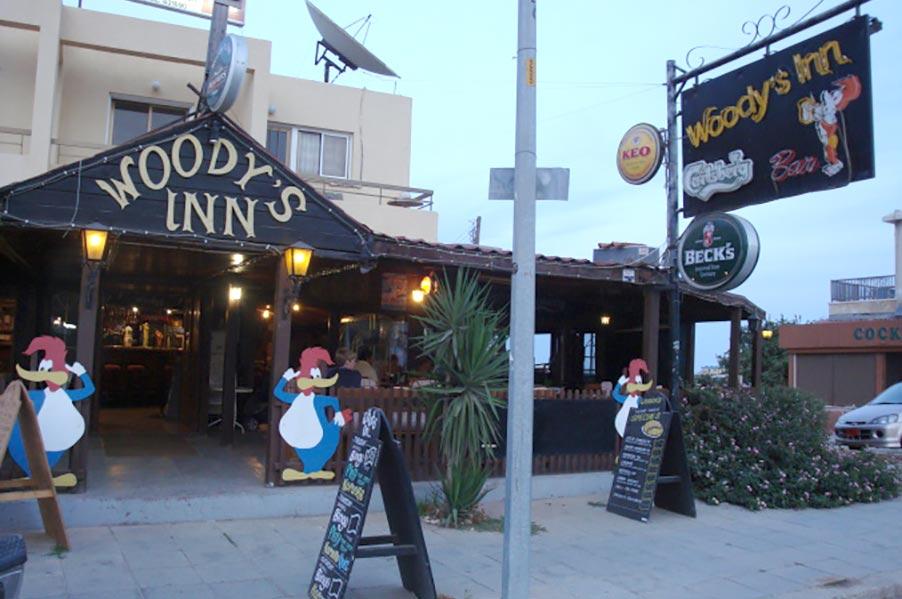 Woody's Inn