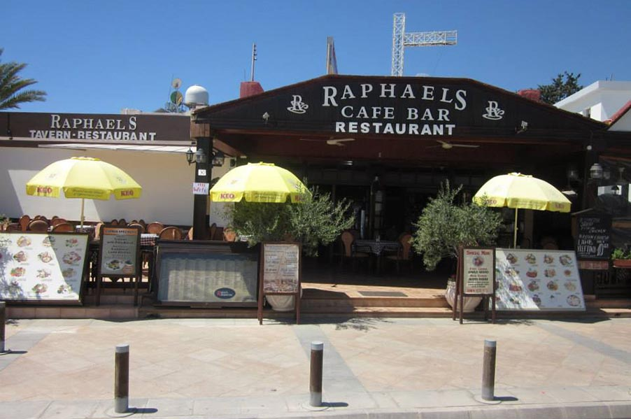 Raphael's Cafe Bar Restaurant