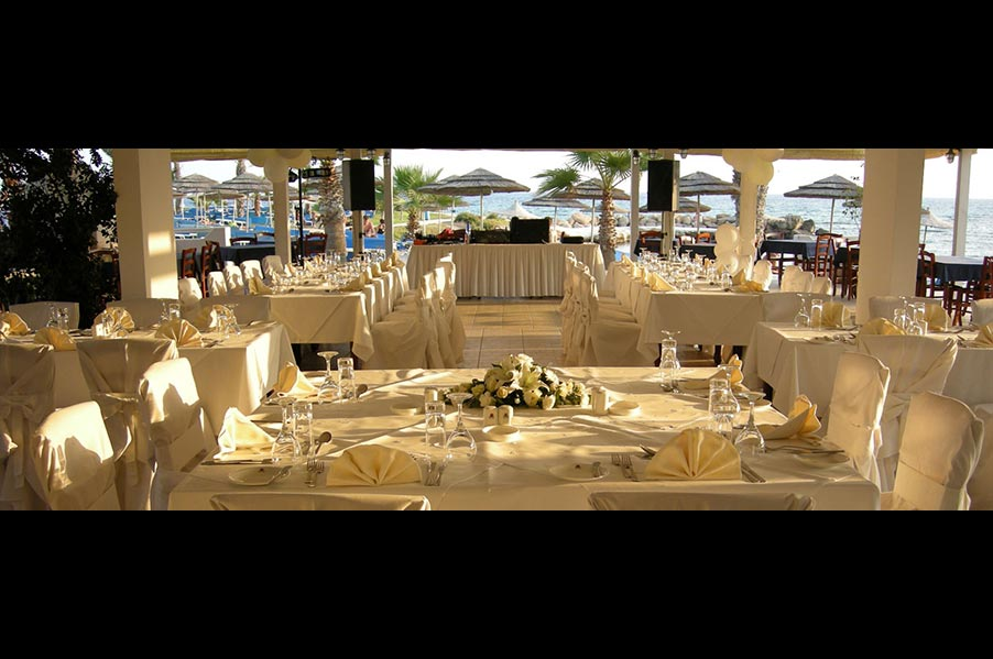 Adams Beach Hotel- Dream Weddings