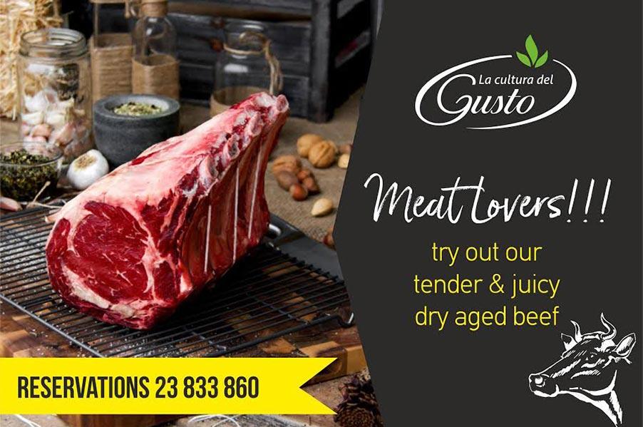 La Cultura Del Gusto  - Meat Lovers Call