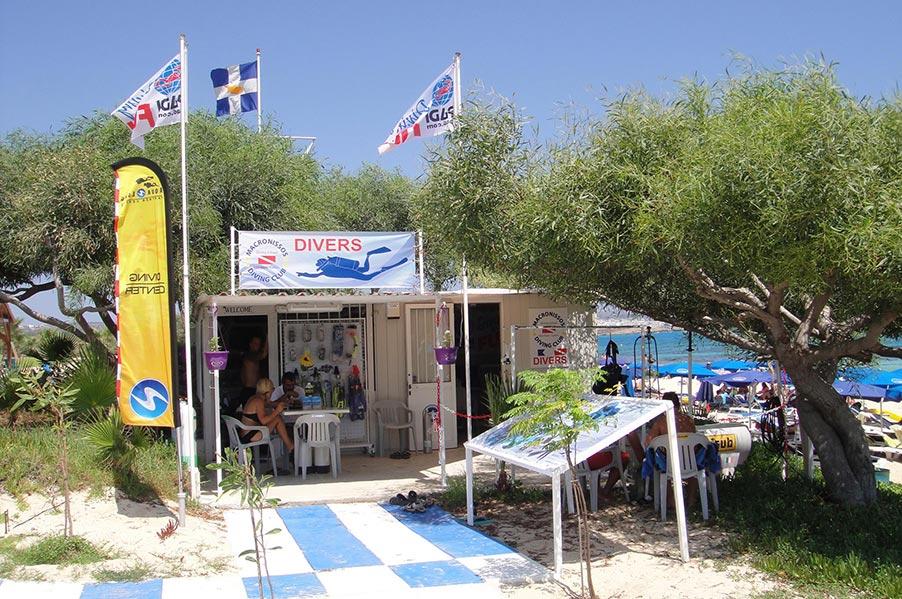 Macronissos Diving Club