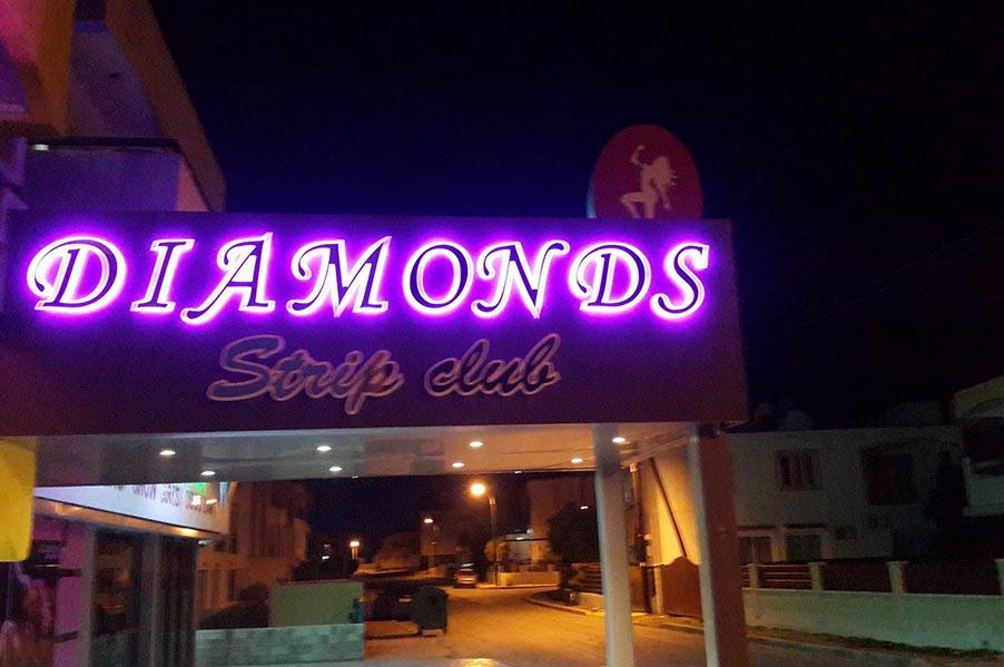Diamonds Strip Club