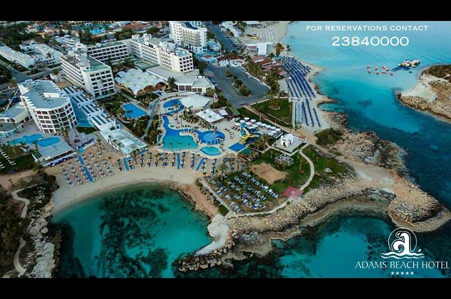 Adams Beach Hotel – Limited Offer