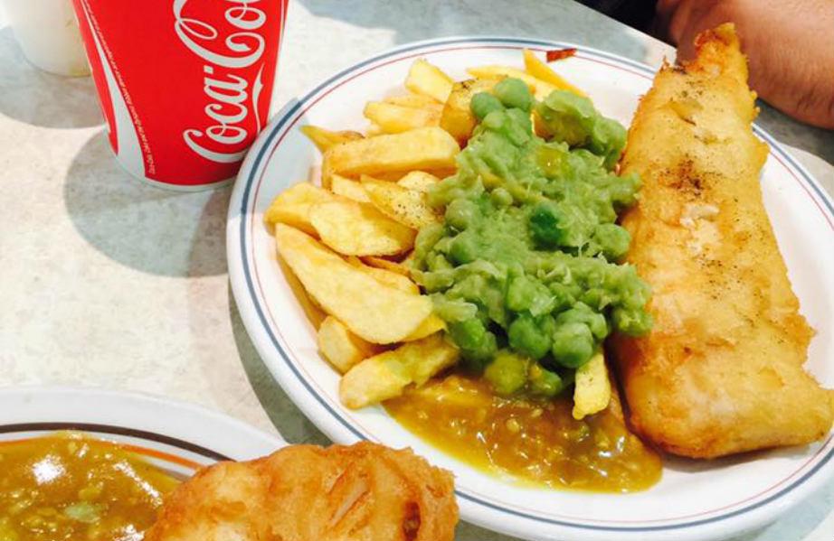 Levers Fish & Chip Shop