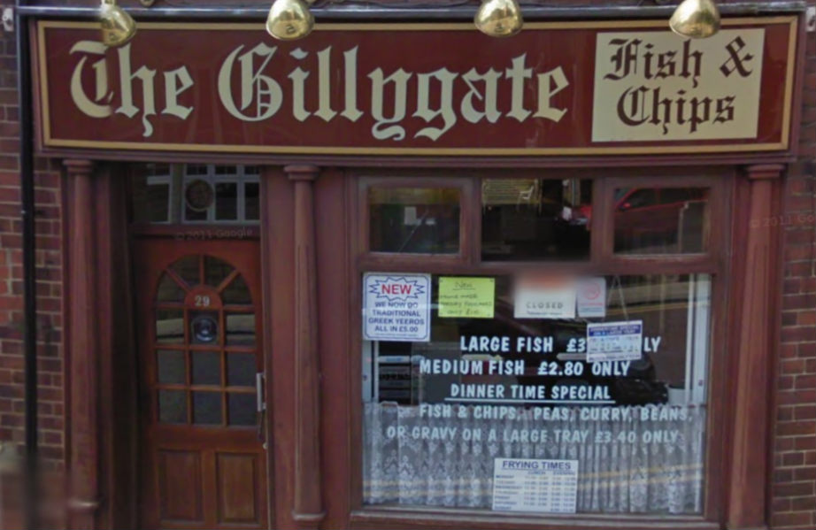 Gillygate Fisheries