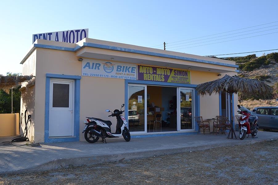 Simon Auto-Moto Rentals