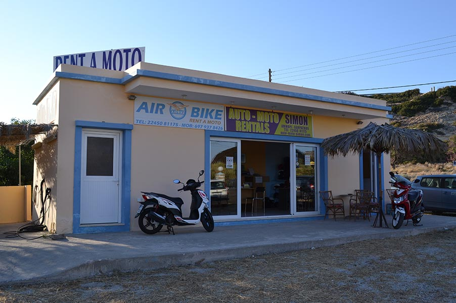 Airbike Rent a Moto