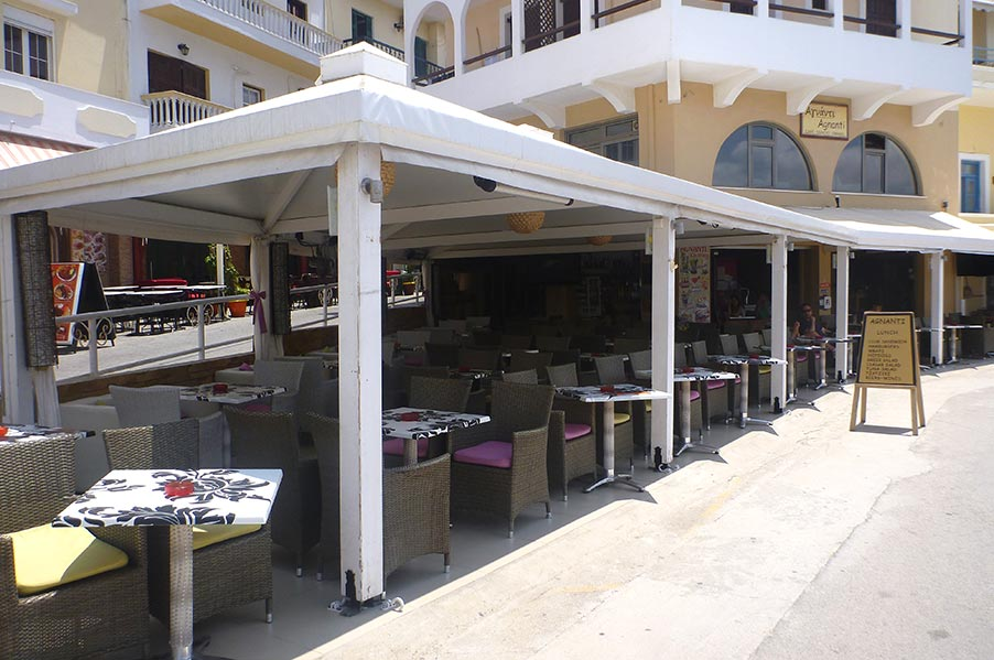 Agnanti Cafe