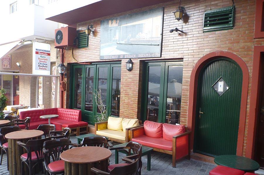 Boulevard Cafe Bar