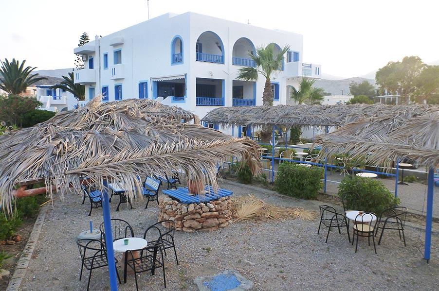 Afoti Beach Hotel