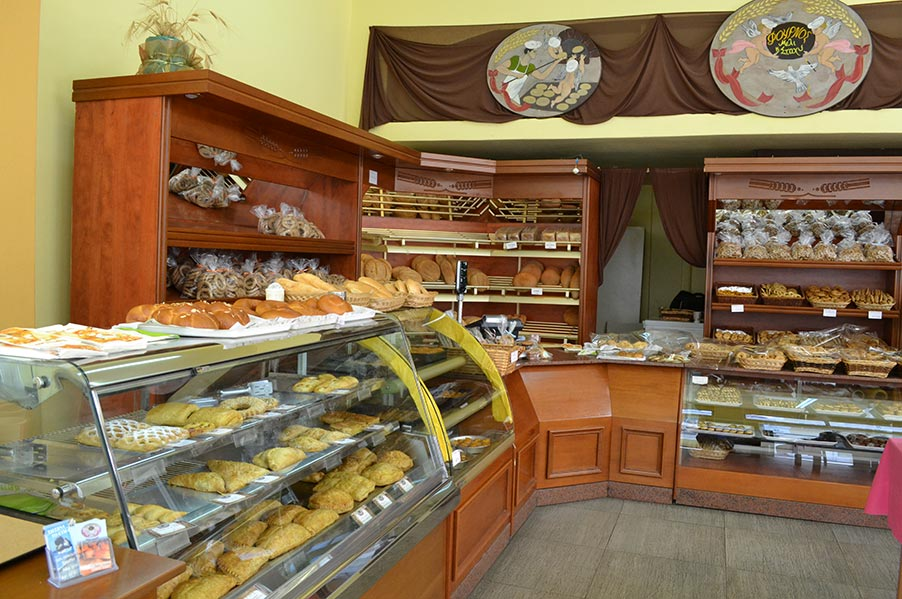 Meli kai Stahi Bakery