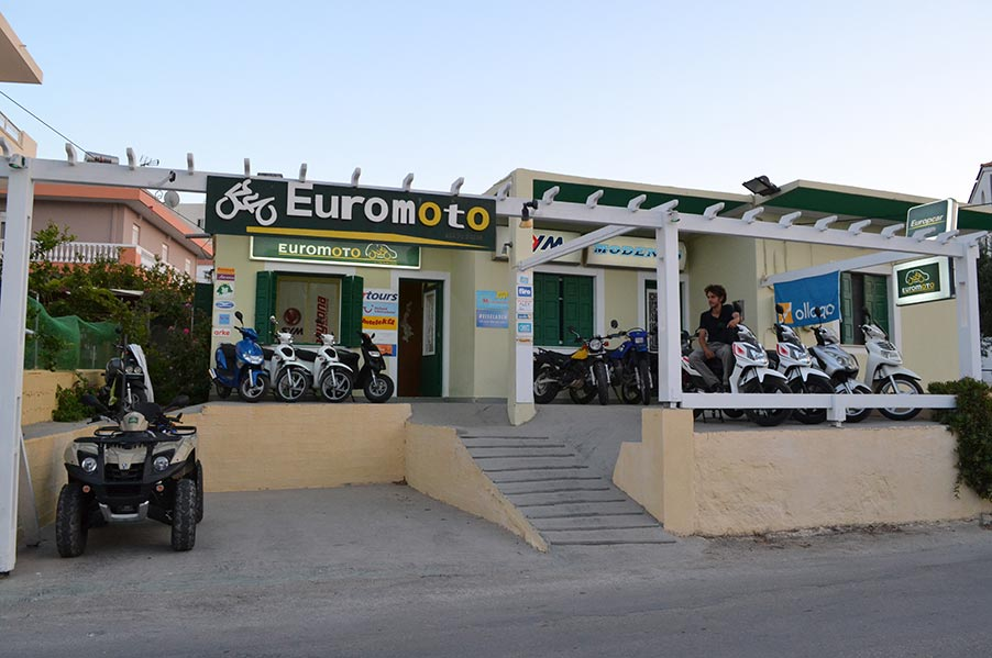 Euromoto Rent a Moto