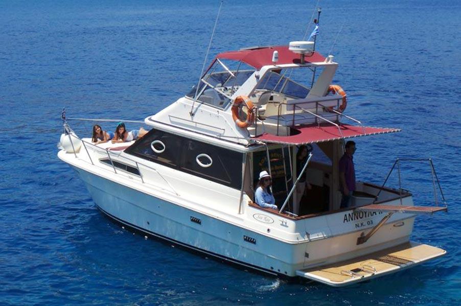 Annoula II Cruise Boat
