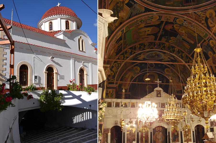 """Church of Virgin Mary """"Vrisiani"""""""