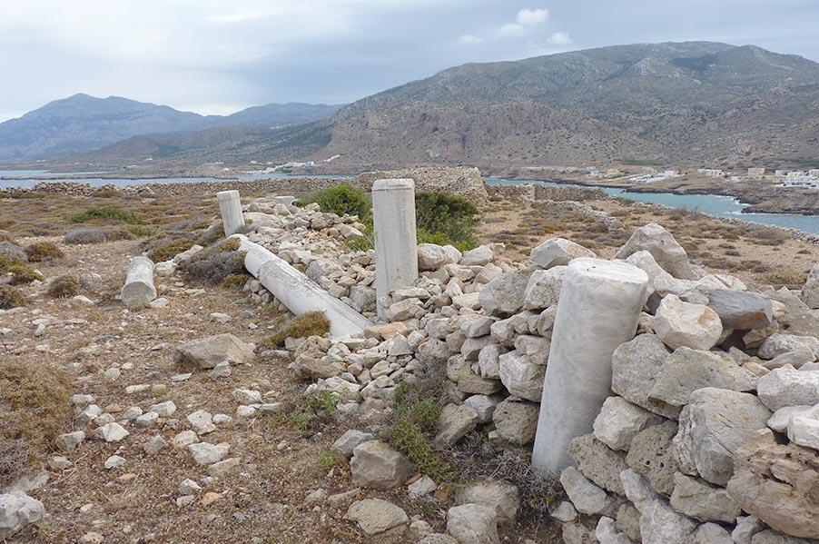 Ancient Arkesia, Palaiokastro