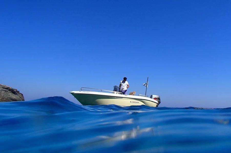 Pegasus private sea excursions