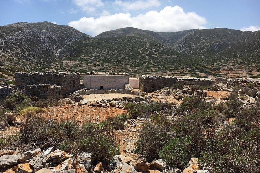 Argos Ruins in Saria