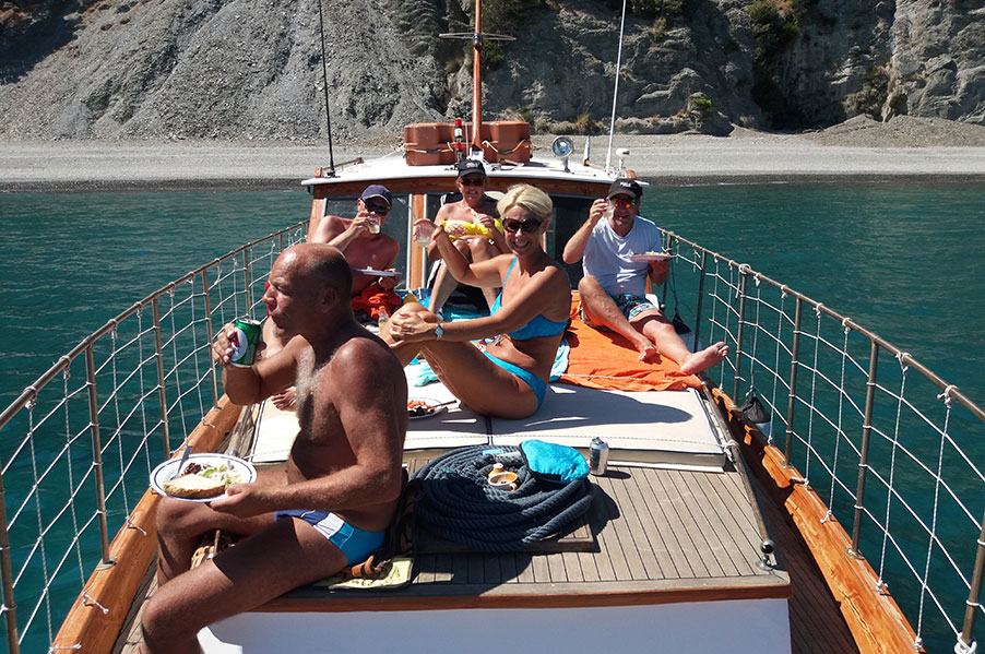 An Odyssey Private Boat Tours