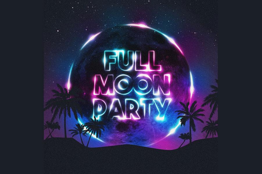 Full Moon Party @ Enigma Beach Bar