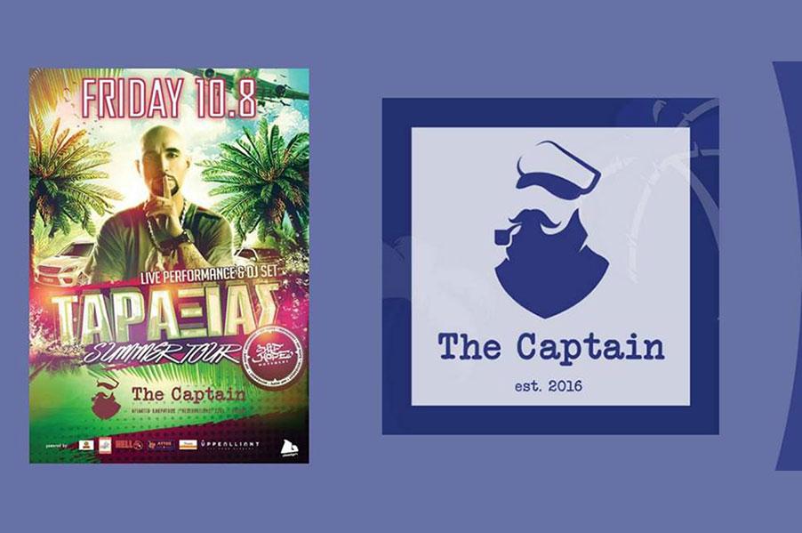 10/8 Taraxias Live Set @ The Captain Afiartis