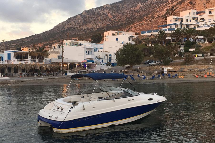 St. Rafael Sea Tours