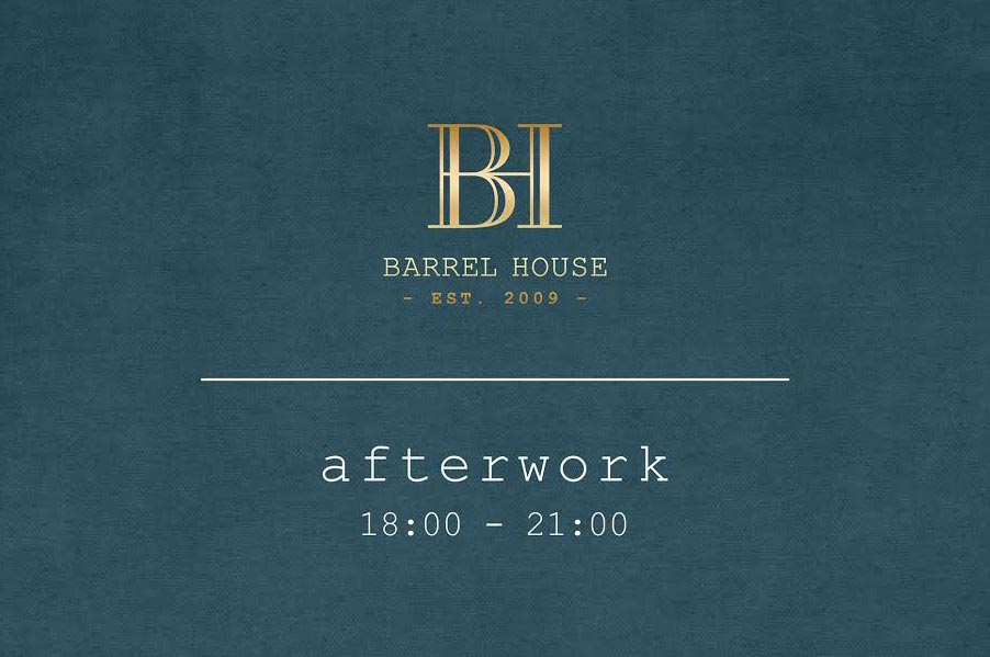 Barrel House Bar - Afterwork