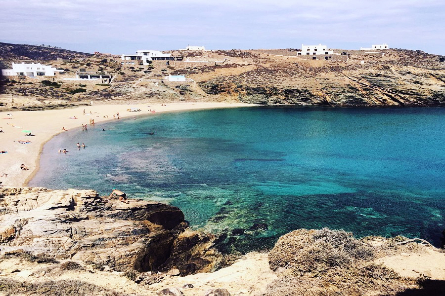 Fokos beach