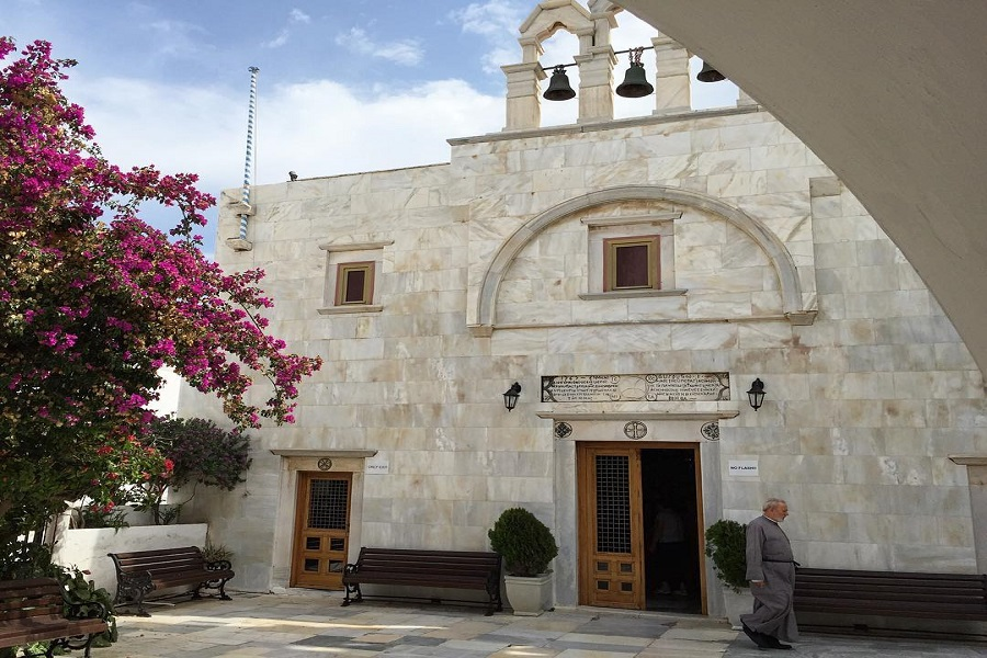 The Monastery of the Virgin Mary of Tourliani