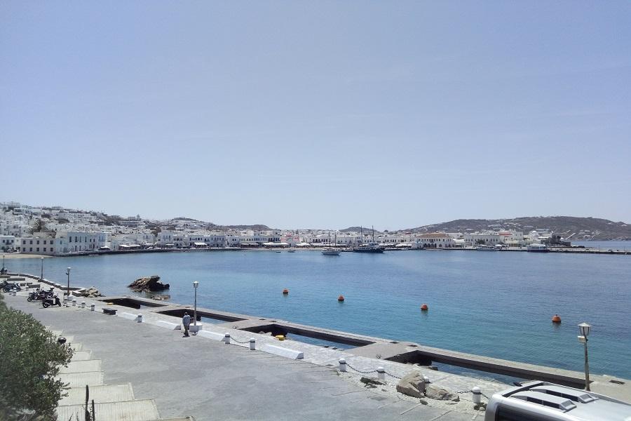 Akti Kampani - Old Port (Yialos)