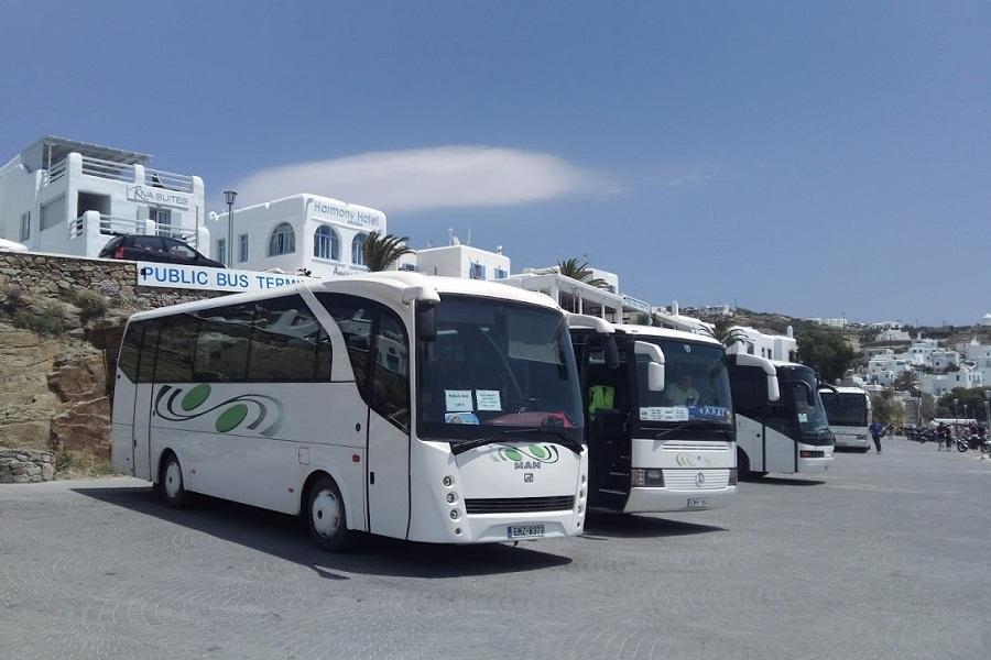 Old Port - New Port - Agios Stefanos