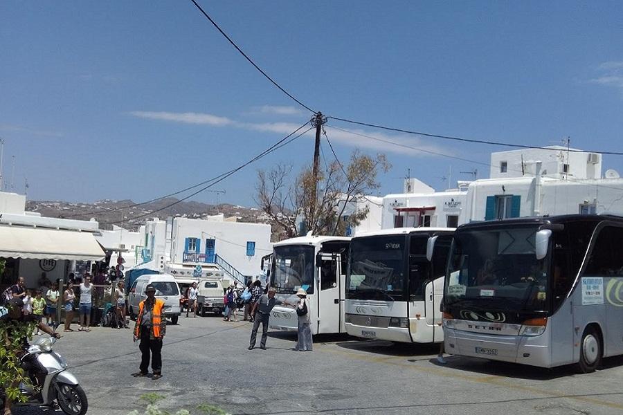 Fabrika - Ornos - Agios Ioannis